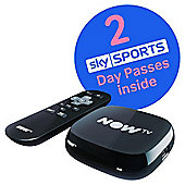 NOW TV HD Digital Media Streamer with 2 x 24 Hour Sports Pass
