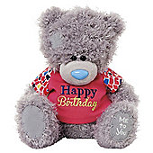 Me to You Happy Birthday Bear