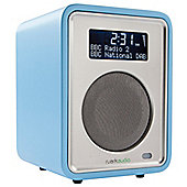 RUARK AUDIO R1 MkII LIMITED EDITION PASTEL BLUE DAB/DAB+/FM ALARM RADIO