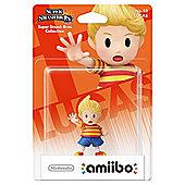 amiibo Smash Lucas Wii U