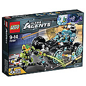 LEGO Agents Agent Stealth Patrol 70169