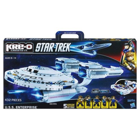 KREO Star Trek Vehicle
