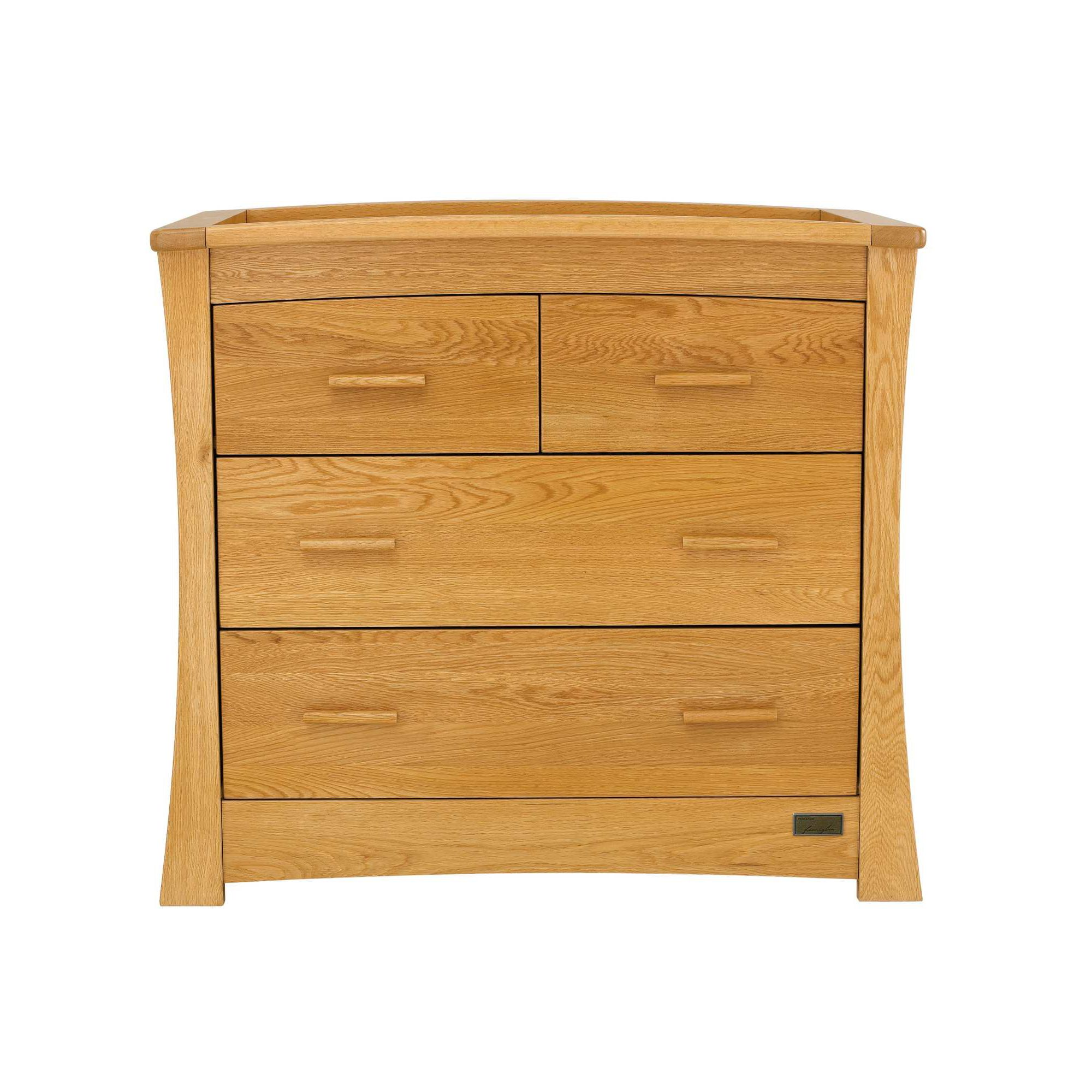 Mamas & Papas - Ocean Dresser with changer - Golden Oak at Tesco Direct