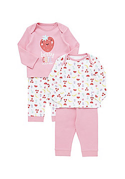 Ensure their first wardrobe is ready for a challenge with these gorgeous yet durable pieces. Cut from the softest cotton with popper fasteners and easy-to-open buttons, each.