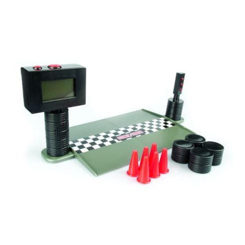 Time Trial RC Toy Race Track Timer