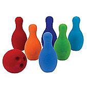 Rubbabu Bowling Set
