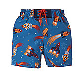 Motjhercare Rocket Swim Shorts - Multi