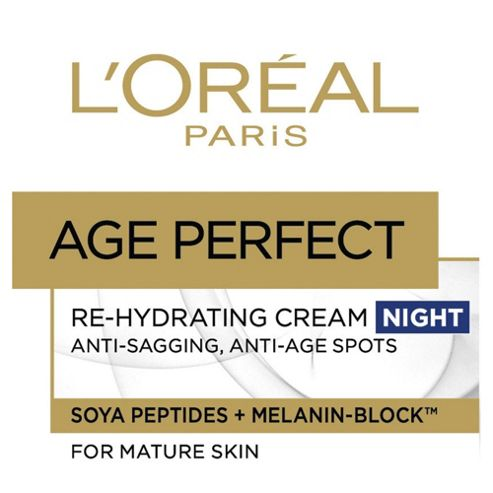 L'Oréal Age Perfect Rehydrating Night Cream 50ml