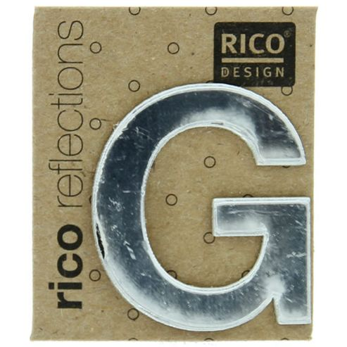 Rico - Letter Mirrors Large - G