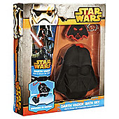 Star Wars Darth Vader Bath Set.