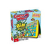 Game - Bin Weevils Guess Who? - Winning Moves