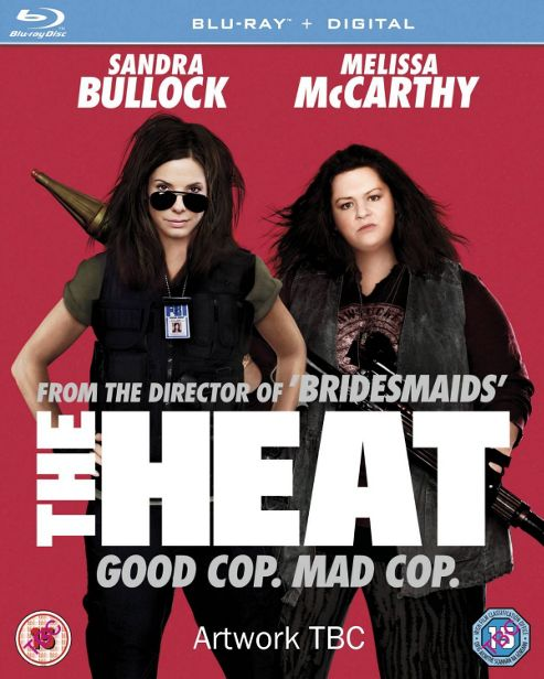 The Heat - Blu-Ray