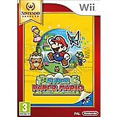 Super Paper Mario (Selects) - NintendoWii
