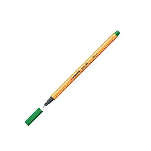 Stabilo Point 88 Fineliner Pen Emerald 36