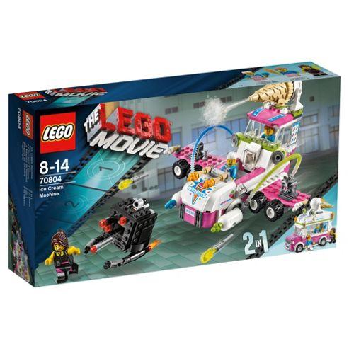 LEGO Movie Ice Cream Machine 70804
