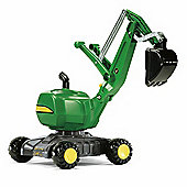 Rolly John Deere Mobile 360 Degree Excavator