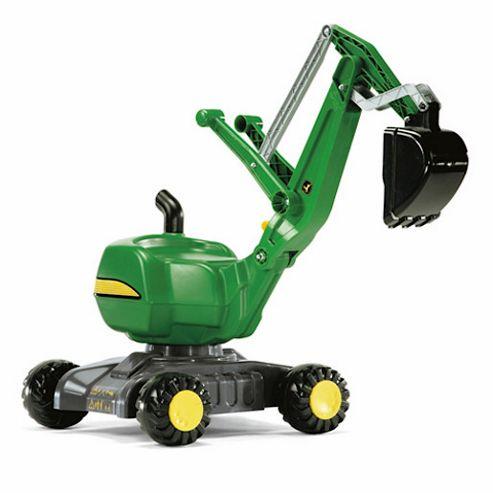 Rolly John Deere Mobile 360 Degree Excavator