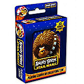Cartamundi Star Wars Angry Birds Playing Cards in Metal Tin