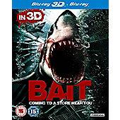 Bait (3D + 2D)