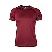 Agra Mens T-Shirt - Red