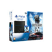 Star Wars Battlefront 1TB Hardbundle PS4
