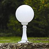 Roger Pradier Boules 250 No. 6 Post Lantern - Black - Opal
