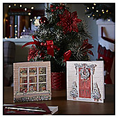 Luxury Cotswold Cottage Christmas Cards, 10 pack