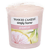 Yankee Candle Votive, Grapefruit