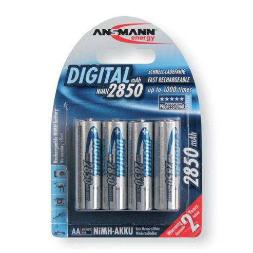 Ansmann AA Rechargeable Battery