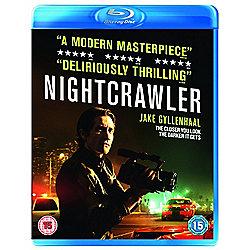 Nightcrawler Blu-Ray