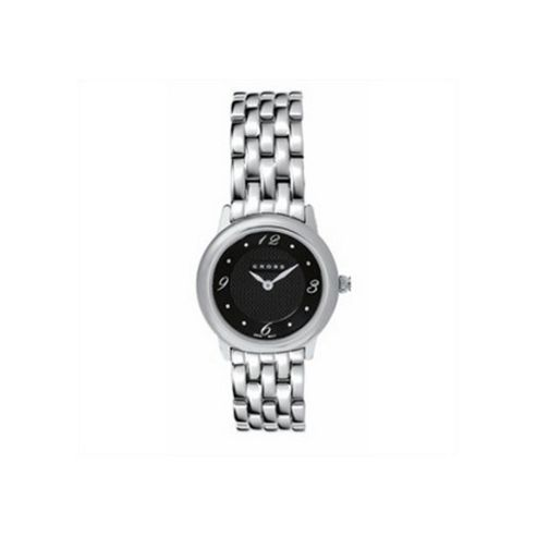 Cross Chicago Ladies stainless steel/black face Watch