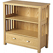 Home Essence Ashmore 1 Drawer Bookcase