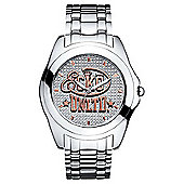 Marc Ecko Mens Bracelet Watch E10564G2