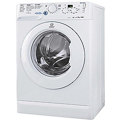 Indesit Innex Washing Machine, XWD71452W, 7KG Load, White