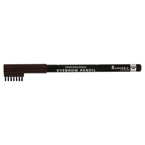Rimmel Professional Eyebrow Pencil Black