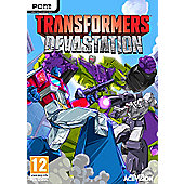 Transformers - Devastation PC