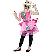 Mini Dance Diva - Child Costume 7-9 years