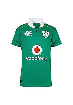 Canterbury Ireland Rugby Home Kids Home Jersey 16/17 - Green