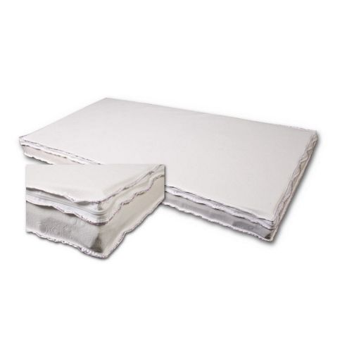 Basic Foam Cot Mattress with Microclimate Cover