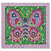 Melissa And Doug Peel And Press Mosaics: Butterfly - Melissa & Doug