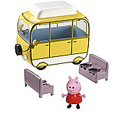 Peppa Pig Vehicle with Figure - Campervan