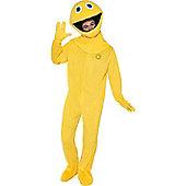 Rainbow Zippy - Adult Costume Size: 38-40