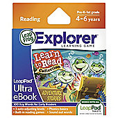 LeapFrog® LeapPad™ Ultra eBook Learn to Read Collection: Adventure Stories