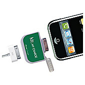 Kit iPhone Emergency Battery Charger iphone 3G/3GS/4/4S Multi