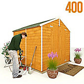 BillyOh 400 7 x 7 Windowless Overlap Apex Shed