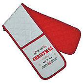 Tesco Merry & Bright oven Glove