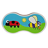 Tum Tum Bugs Lunch Set, 2 Compartments
