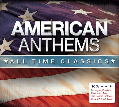 American Anthems: All Time Classics (3Cd)