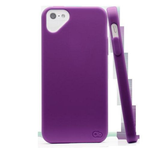 Olo Cloud Cases for Apple iPhone 5 - Purple