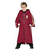 Rubies Fancy Dress - Deluxe Quidditch Robe - Boys UK Size Medium 5-7 Years